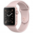 Apple WATCH Series 2, 38mm Rose Gold Aluminium Case with Pink Sand Sport Band (MNNY2)