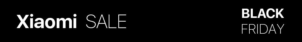 Xiaomi  - Черная пятница 2020