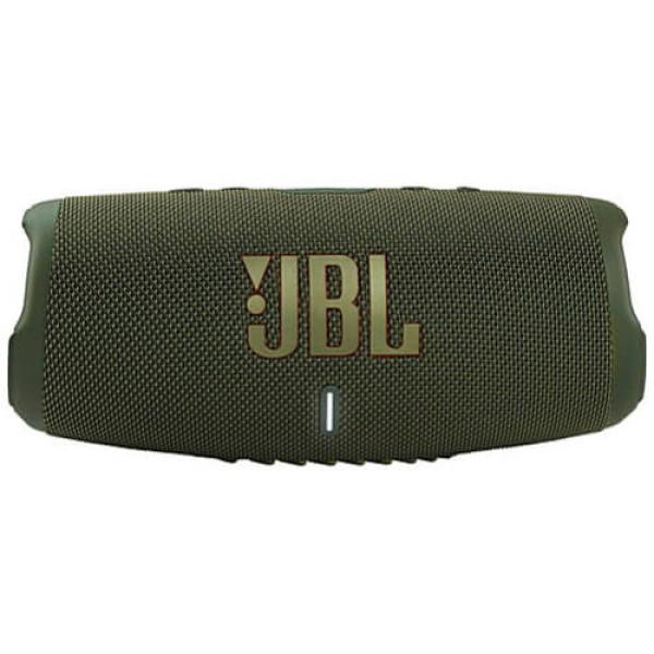 Портативна акустика JBL Charge 5 Green (JBLCHARGE5GRN)