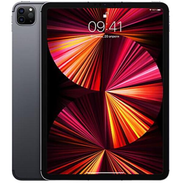 iPad Pro 11'' Wi-Fi + Cellular 512GB Space Gray (MHMX3) 2021