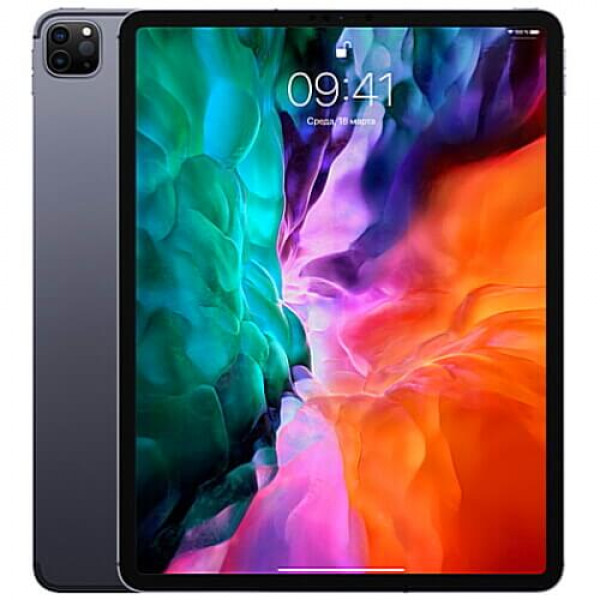 iPad Pro 12.9'' Wi-Fi 256GB Space Gray 2020 (MXAT2)