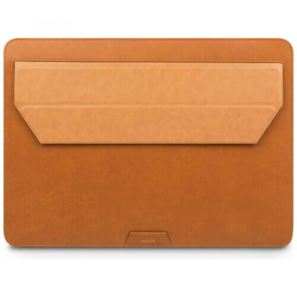 Чохол-карман Moshi Muse Slim Laptop Sleeve for MacBook 13 '' Caramel Brown (99MO034751)