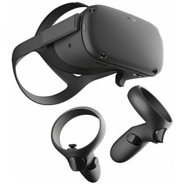 Окуляри віртуальної реальності Oculus Quest 128GB ГАРАНТІЯ 3 міс.