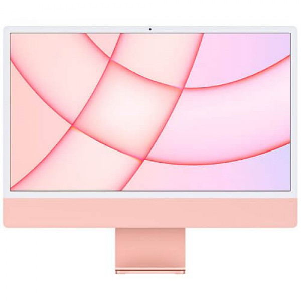 iMac M1 24'' 4.5K 256GB 7GPU Pink (MJVA3) 2021