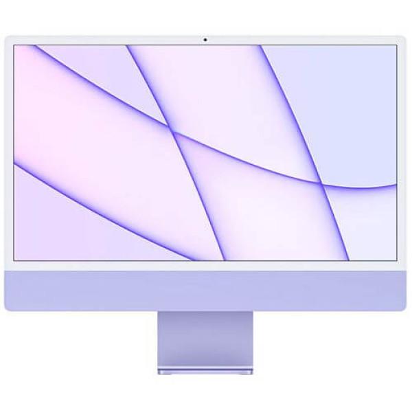 iMac M1 24'' 4.5K 256GB 8GPU Purple 2021