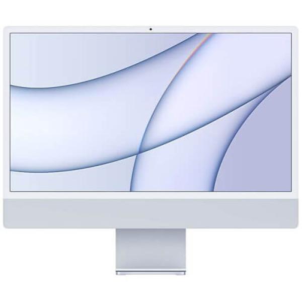 iMac M1 24'' 4.5K 256GB 8GPU Silver (MGPC3) 2021