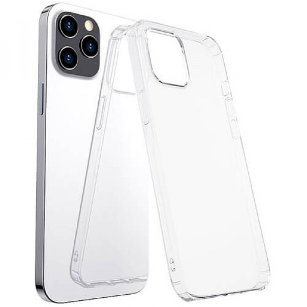 Чохол-накладка WK Design Leclear Case For iPhone 12 Pro Max Clear (WPC-120)