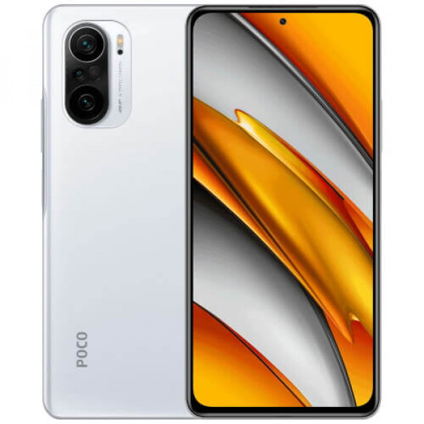 Xiaomi Poco F3 8 / 256GB Arctic White ГАРАНТІЯ 3 міс.