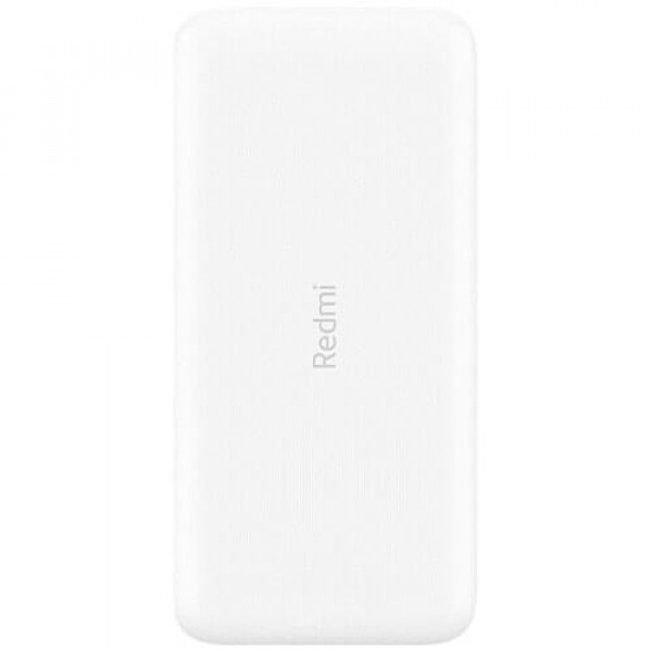 Зовнішній акумулятор XIAOMI Redmi 20000mAh 18W Fast Charge White (PB200LZM / VXN4285GL / VXN4265CN)