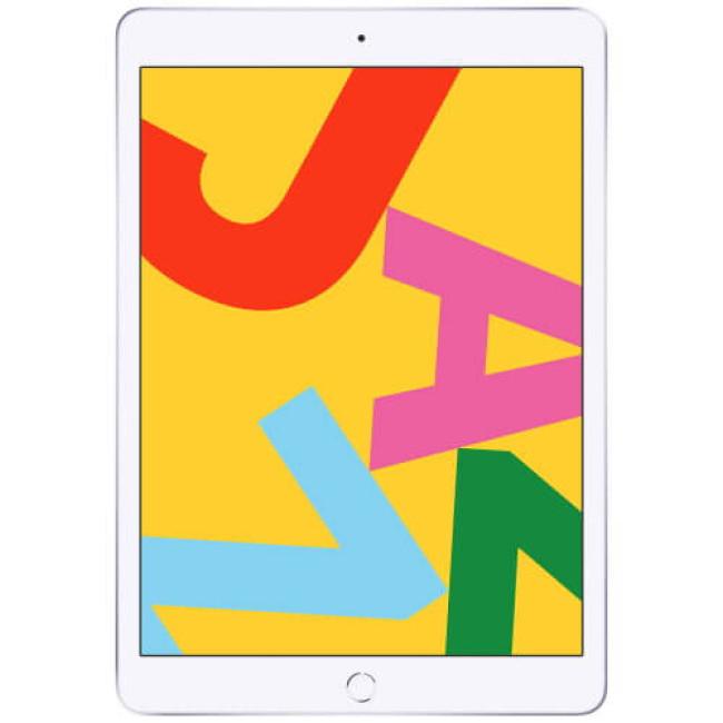 Apple iPad Wi-Fi + Cellular 128GB Silver 2019 (MW6F2)