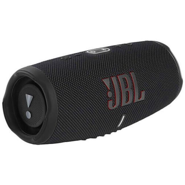 Портативна акустика JBL Charge 5 Black (JBLCHARGE5BLK)