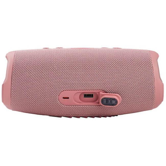 Портативна акустика JBL Charge 5 Pink (JBLCHARGE5PINK)