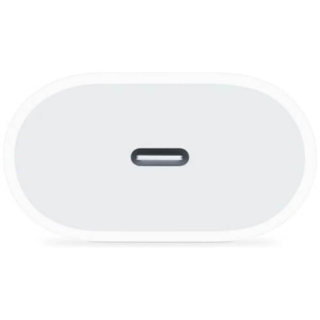Apple 20W USB-C Power Adapter (MHJE3) швидка зарядка
