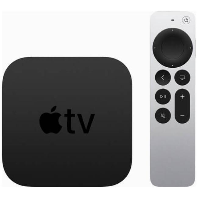 Медиаплеер Apple TV 4k 32GB 2021 (MXGY2)