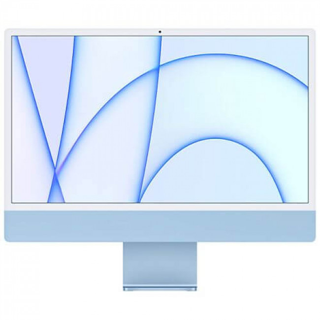 iMac M1 24'' 4.5K 256GB 8GPU Blue (MGPK3) 2021