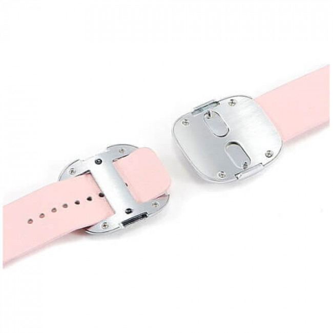Ремінець COTEetCI W5 Apple Watch Nobleman 42/44mm Pink (WH5201-PK)