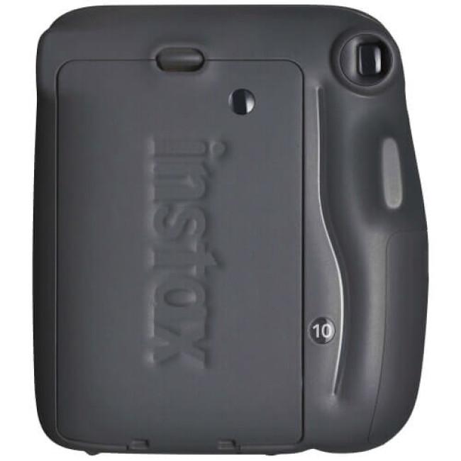Фотокамера миттєвого друку Fujifilm Instax Mini 11 Charcoal Gray (16654970) ГАРАНТІЯ 3 міс.