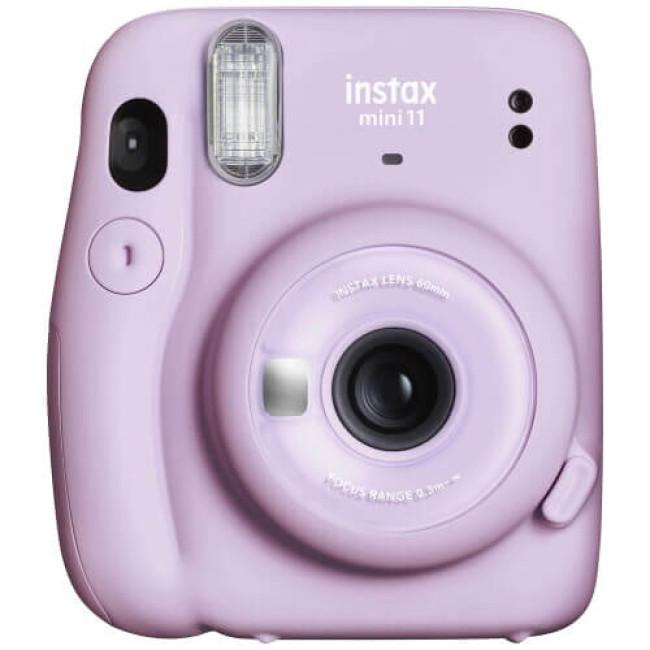 Фотокамера миттєвого друку Fujifilm Instax Mini 11 Lilac Purple (16655041) ГАРАНТІЯ 3 міс.