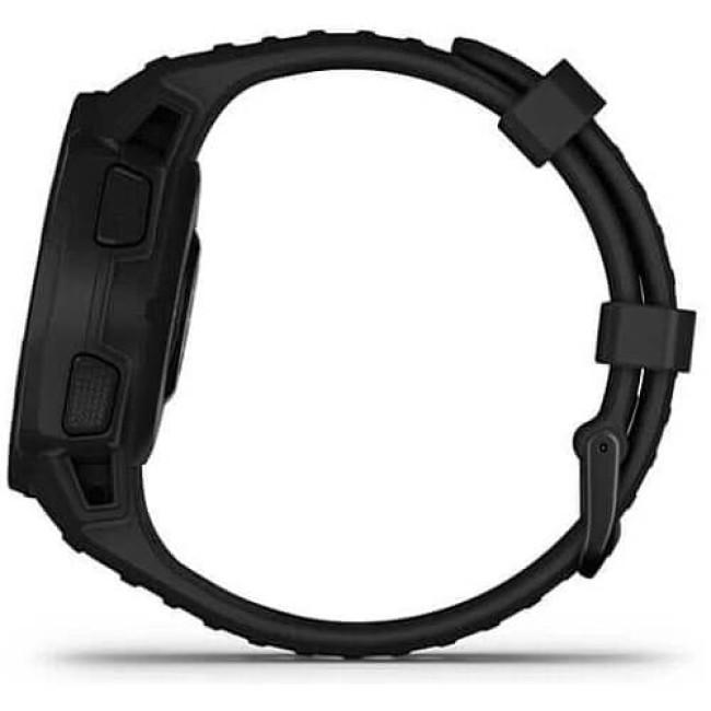 Смарт-годинник Garmin Instinct Solar Tactical Edition Black (010-02293-13) ГАРАНТІЯ 3 міс.