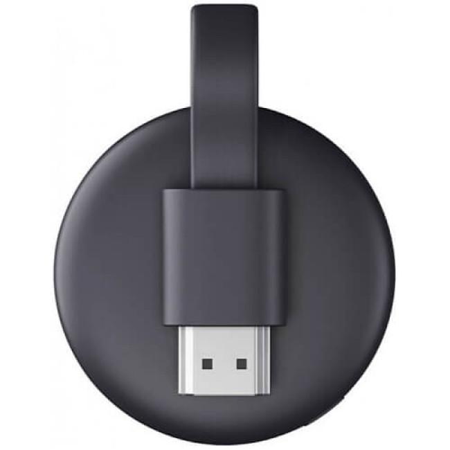 Медіаплеєр Google Chromecast 3rd Generation (GA00439-US) ГАРАНТІЯ 3 міс.