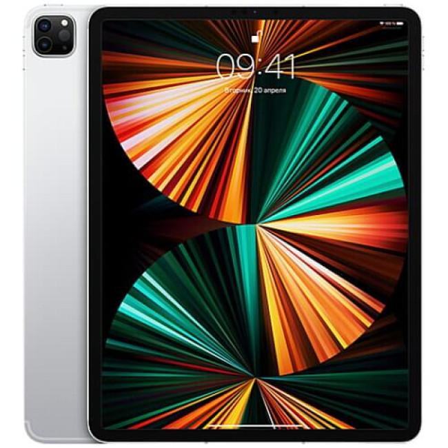 iPad Pro 12.9'' Wi-Fi + Cellular 128GB Silver (MHNT3) 2021