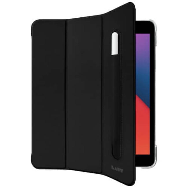 Чохол-книжка LAUT HUEX FOLIO for iPad 10.2'' (2019) Black (L_IPD192_HP_ BK)