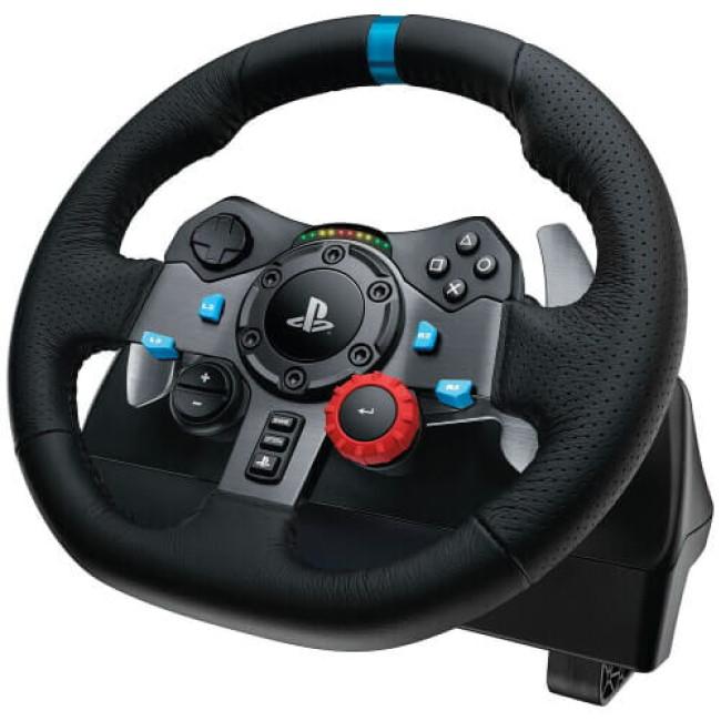 Комплект Logitech G29 Driving Force Racing Wheel (941-000110, 941-000112)