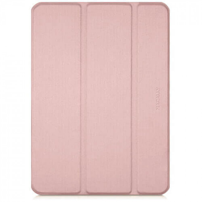 Чохол-книжка Macally Protective Case and stand for iPad Pro 11'' 2020/2021 Rose (BSTANDPRO5S-RS)