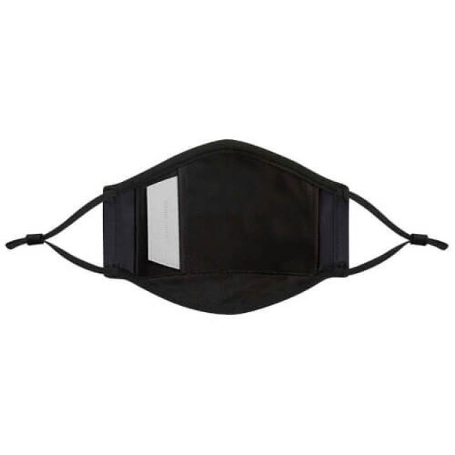 Маска Moshi OmniGuard Mask Ocean Black (S) (Replaceable Nanohedron Filters 3 pcs) (99MO126003)
