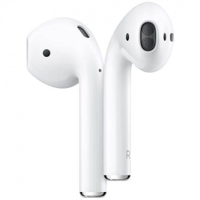 Apple AirPods 2 в зарядному футлярі (MV7N2)