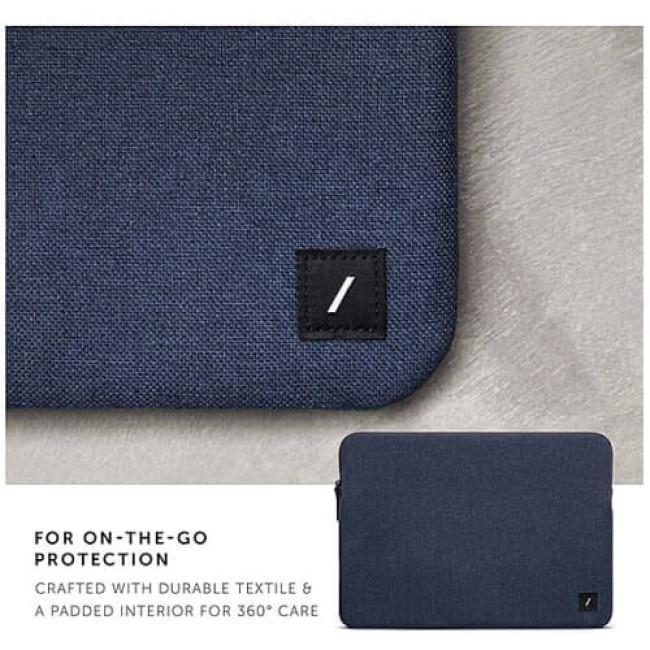 Чохол-карман Native Union Stow Lite Sleeve Case for MacBook 13'' Indigo (STOW-LT-MBS-IND-13)