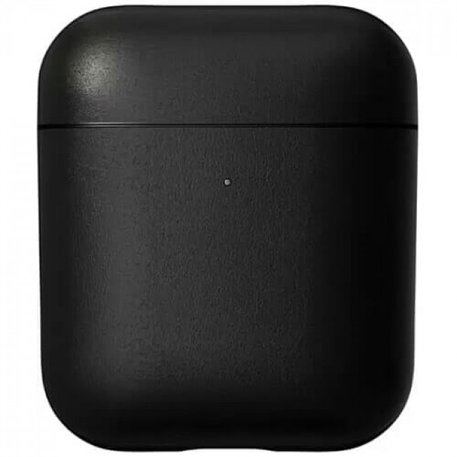 Чохол Nomad Rugged Case Black Leather V2 for Airpods (NM22010X00)
