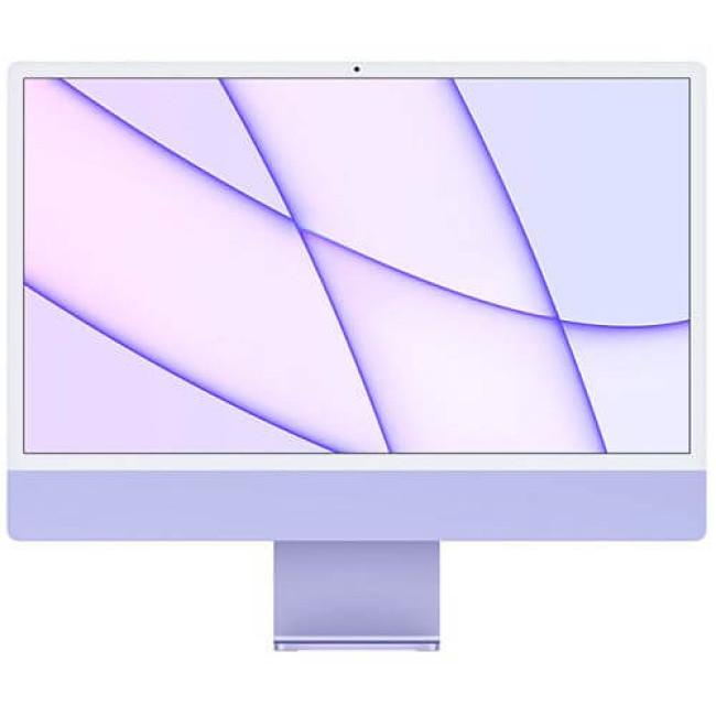 iMac M1 24'' 4.5K 512GB 8GPU Purple 2021