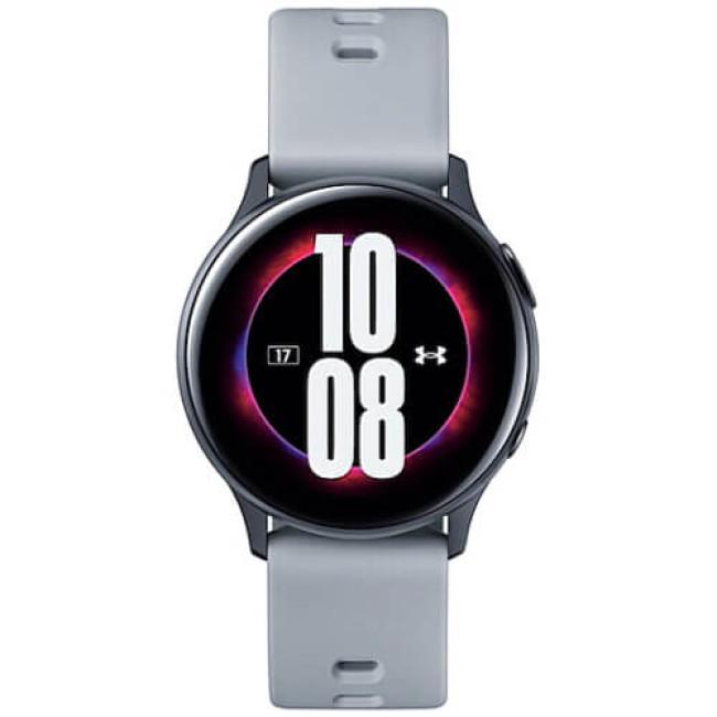 Смарт-годинник Samsung R830 Galaxy Watch Active 2 40mm Under Armour Edition Aqua Black ГАРАНТІЯ 3 міс.