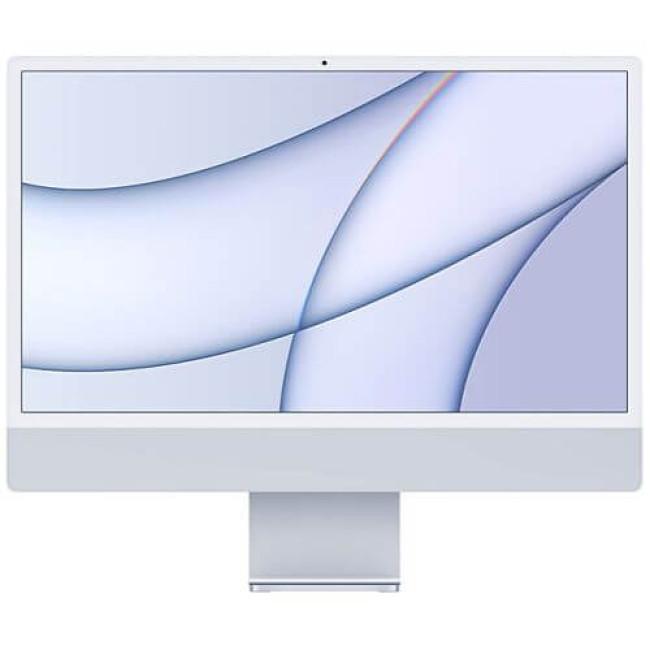iMac M1 24'' 4.5K 256GB 7GPU Silver (MGTF3) 2021