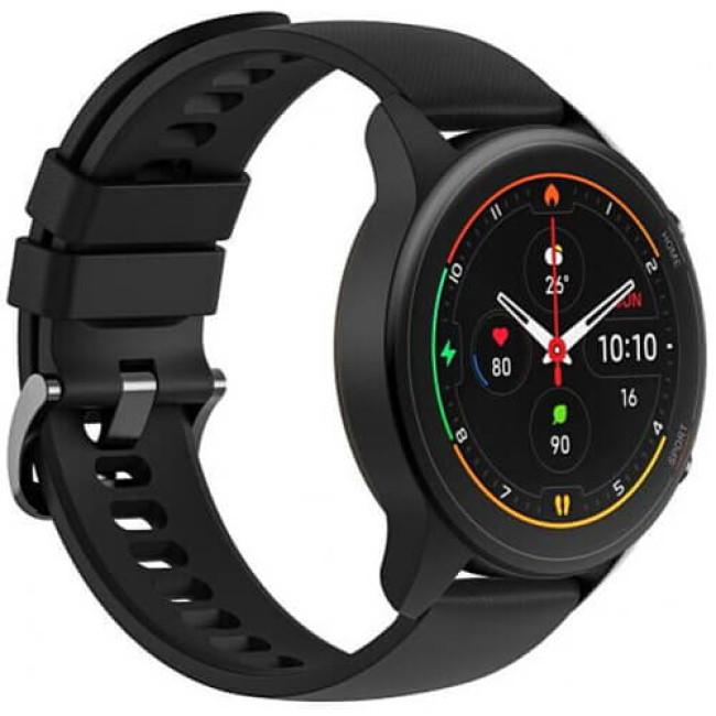 Смарт-годинник Xiaomi Mi Watch Black ГАРАНТІЯ 3 міс.
