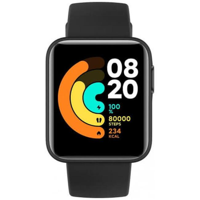 Смарт-годинник Xiaomi Mi Watch Lite Black ГАРАНТІЯ 3 міс.