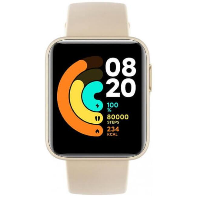 Смарт-годинник Xiaomi Mi Watch Lite Ivory ГАРАНТІЯ 3 міс.