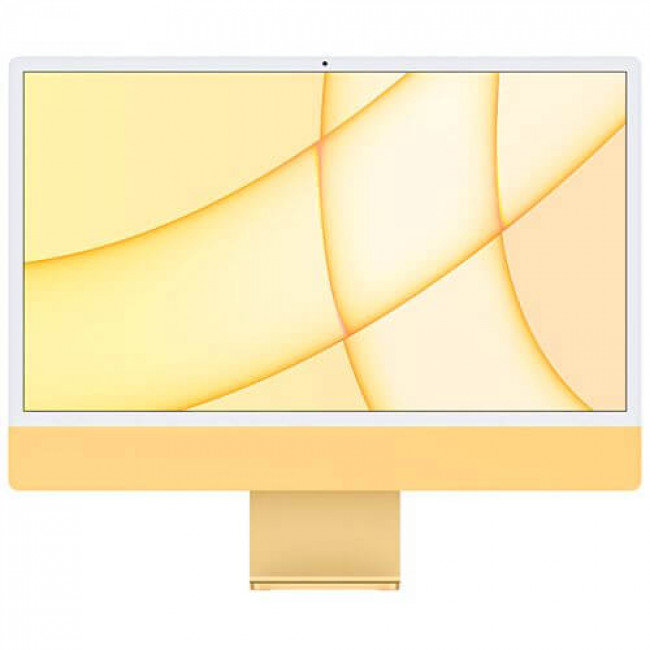 iMac M1 24'' 4.5K 256GB 8GPU Yellow 2021