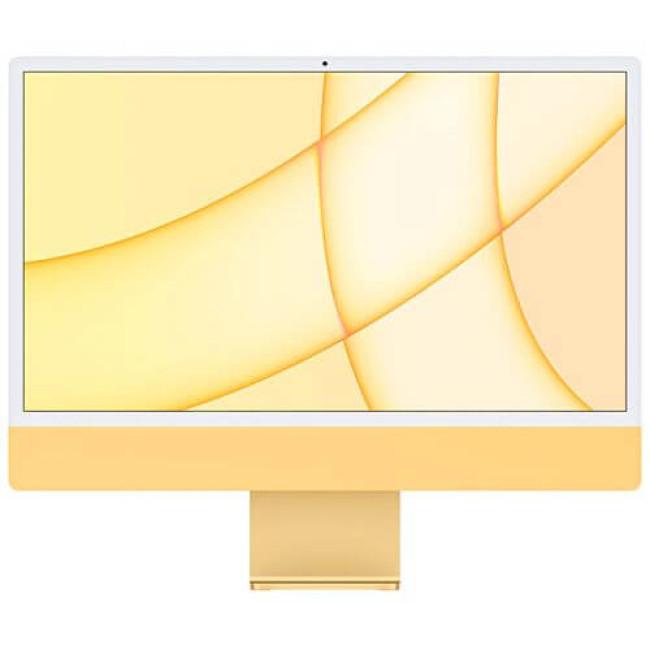 iMac M1 24'' 4.5K 512GB 8GPU Yellow 2021
