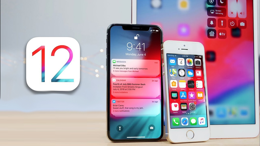 Що потрібно зробити перед оновленням iOS 12