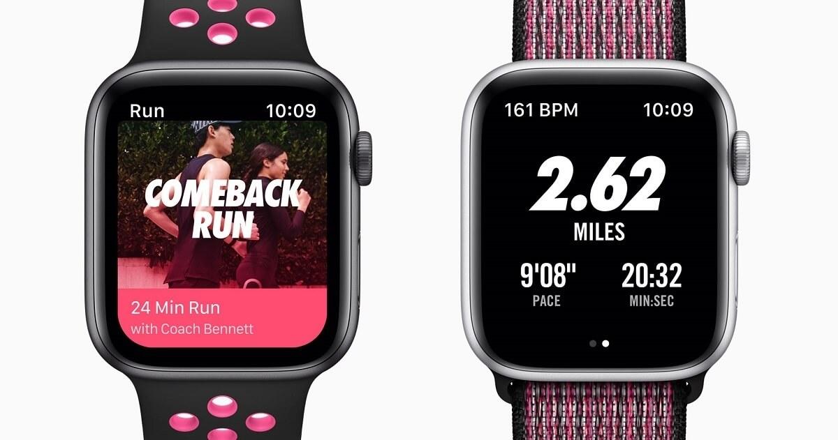 Порівняння Apple Watch від Apple